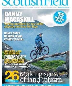 Scottish Field Magazine - March issue